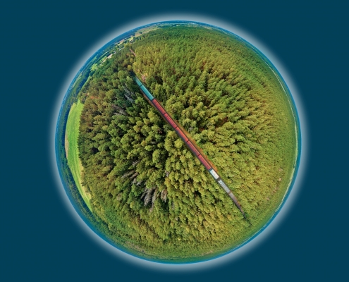 Spatial Business Integration hilft der Deutschen Bahn
