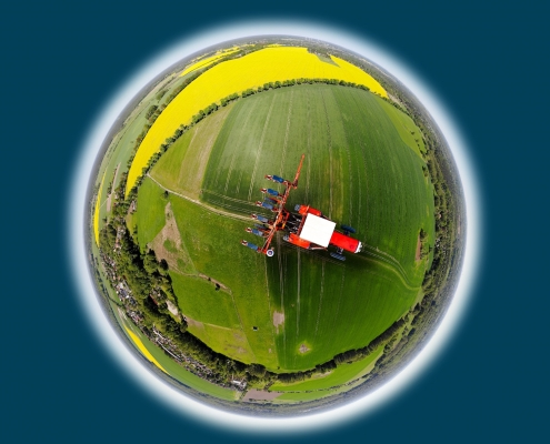 Spatial Business Integration hilft Landwirten