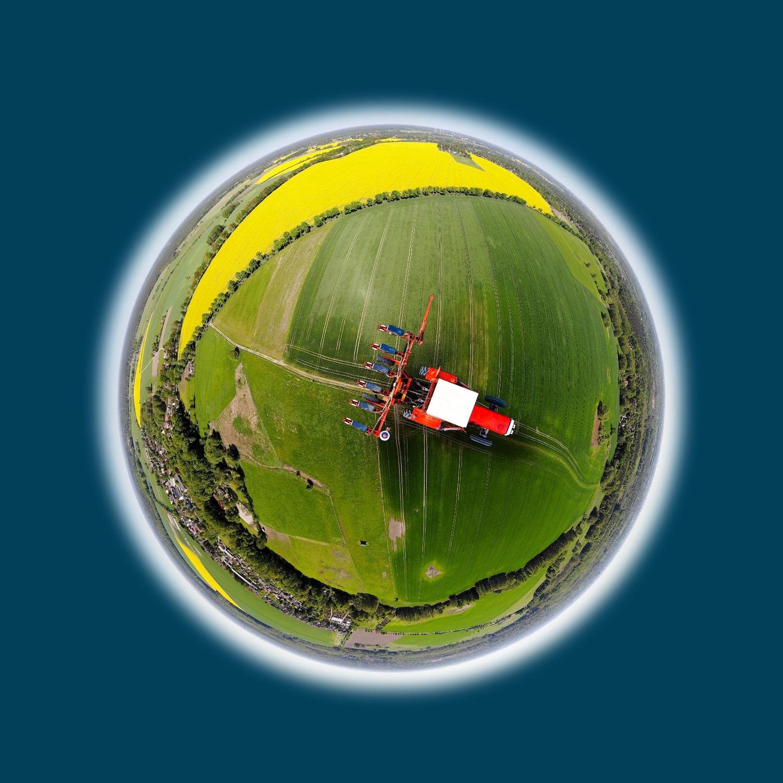 Spatial Business Integration hilft Landwirten